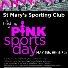 StMarys_Pink Sports Weekend_Poster[1]