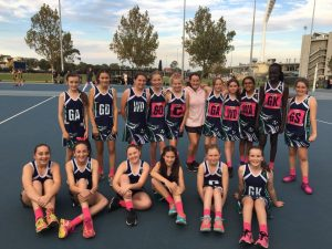 2017 13U Netball Presentation Night - Wed 13 Sep