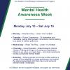 StMarys_Development Program - Mental Health Awarness Week