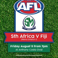 StMarys_Sth Africa V Fiji AFL flyer