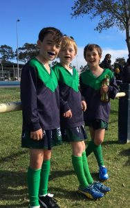 Junior Football Review Findings and Expression of Interest to help in 2018